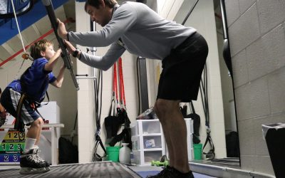 Should Goalies Skate On The Skating Treadmill?