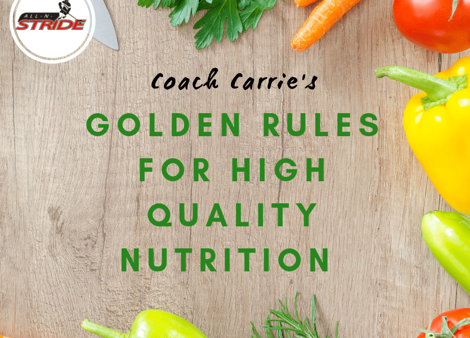 How to keep high-quality nutrition SIMPLE for hockey players